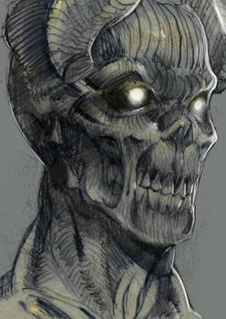 Demon Head X