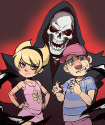 Billy And Mandy (remake)