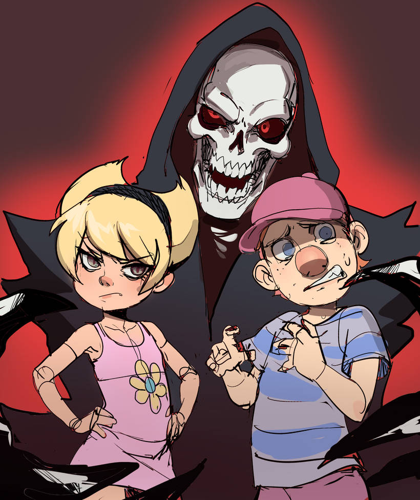 Billy And Mandy Remake By Maniacpaint On Deviantart