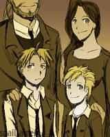FMA: the Heiderich family by snailtamer