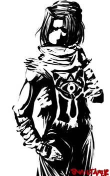 Zelda: Sheik