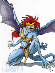 2011 Demona by Rita M by Tewateroniakwa