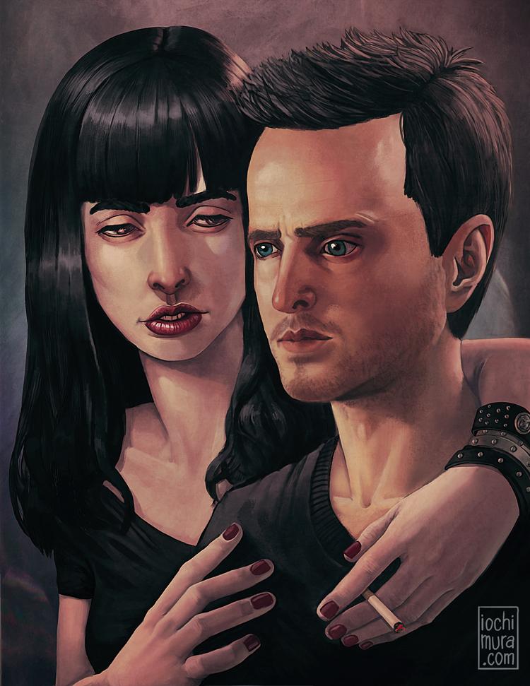 Jesse And Jane by JorgeMarquez