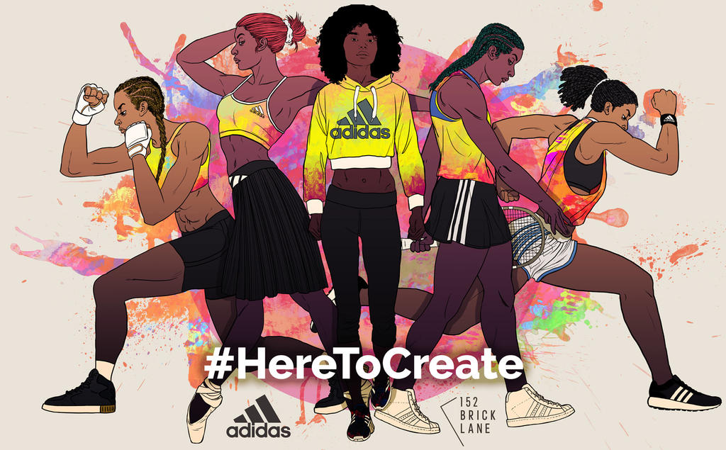 Here To Create by JorgeMarquez