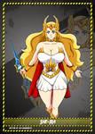 She-Ra 01 Clothes