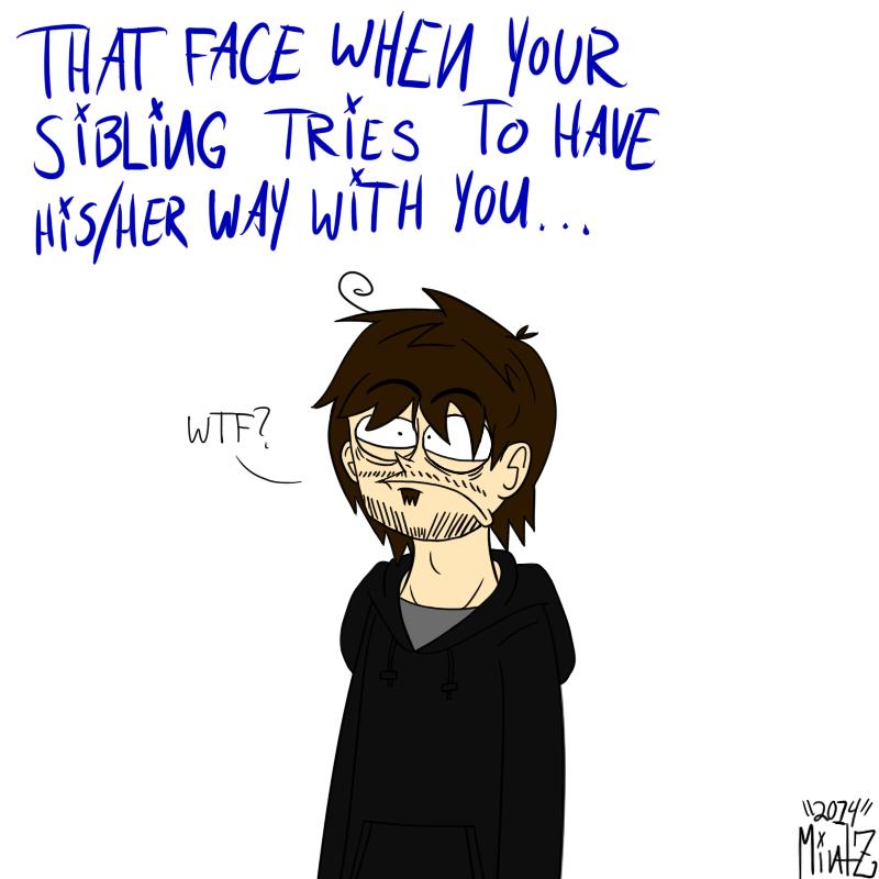 The Face.... by TwiztidMintZArt