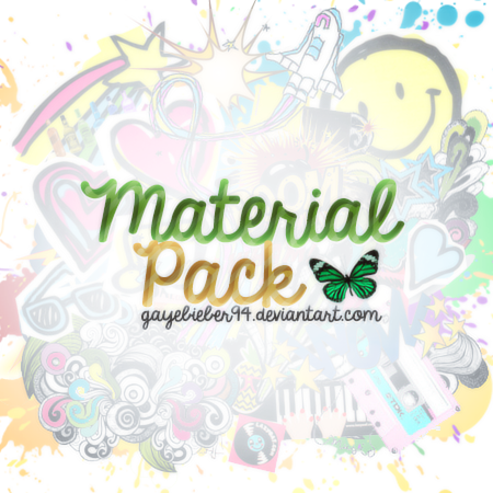 Resources Pack#1 by GayeBieber94