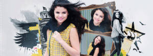 Selena PSD HEADER* by GayeBieber94