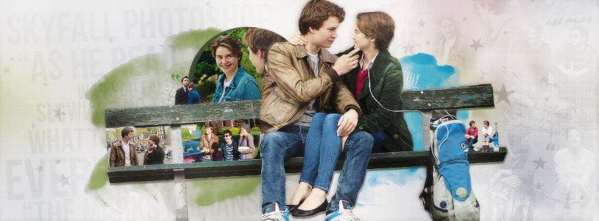 The Fault In Our Stars Facebook Cover