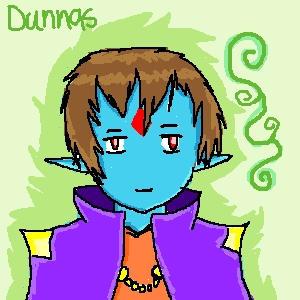 Gift art for Dunnas by nega90