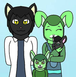 Big happy family! (request)