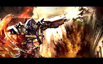 Transformer by xsinxzerox