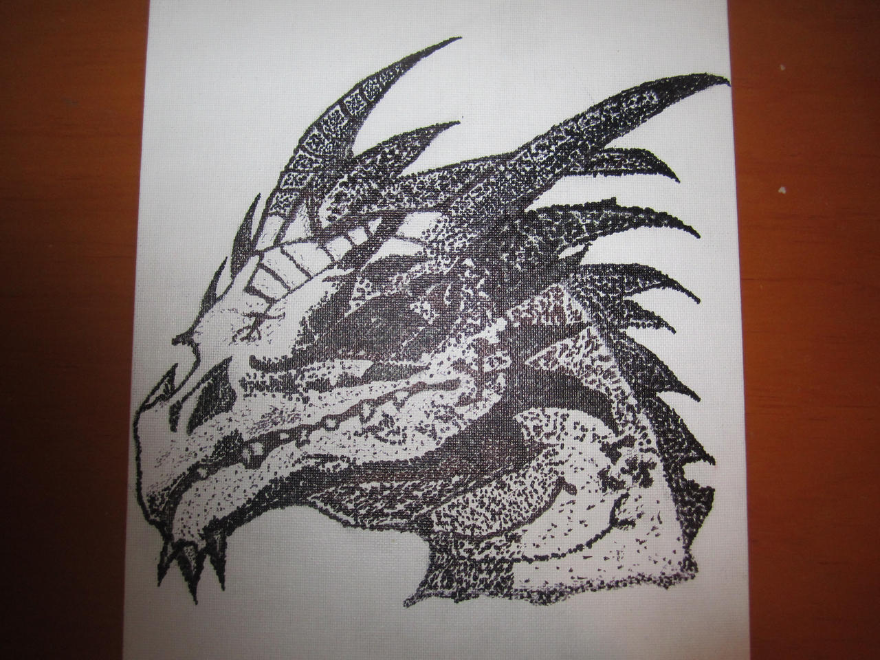 Dragon by HeirPythias