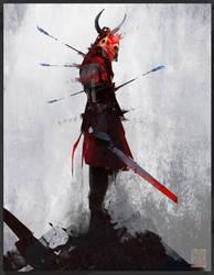 Blood Armour by AlexanderBrox0101