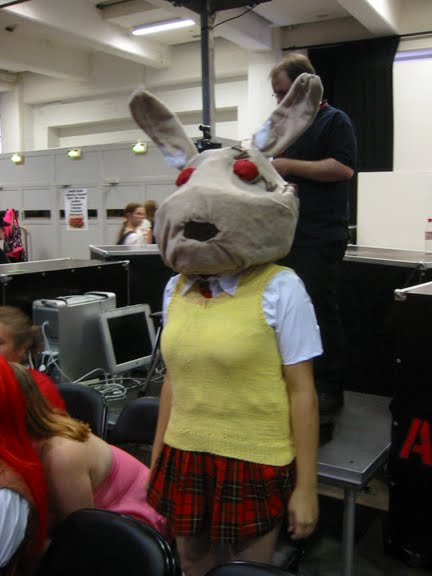 Cosplay Doubt Rabbit_Doubt_cosplay_by_Naraime