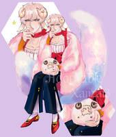 Adoptable fluffy #11 [Auction OPEN ] by Xanzai3