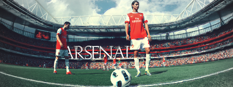 Arsenal FC Arsenal_signature_by_sandgraphic-d52zgcn