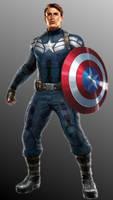 Steve Rogers: Agent of Shield