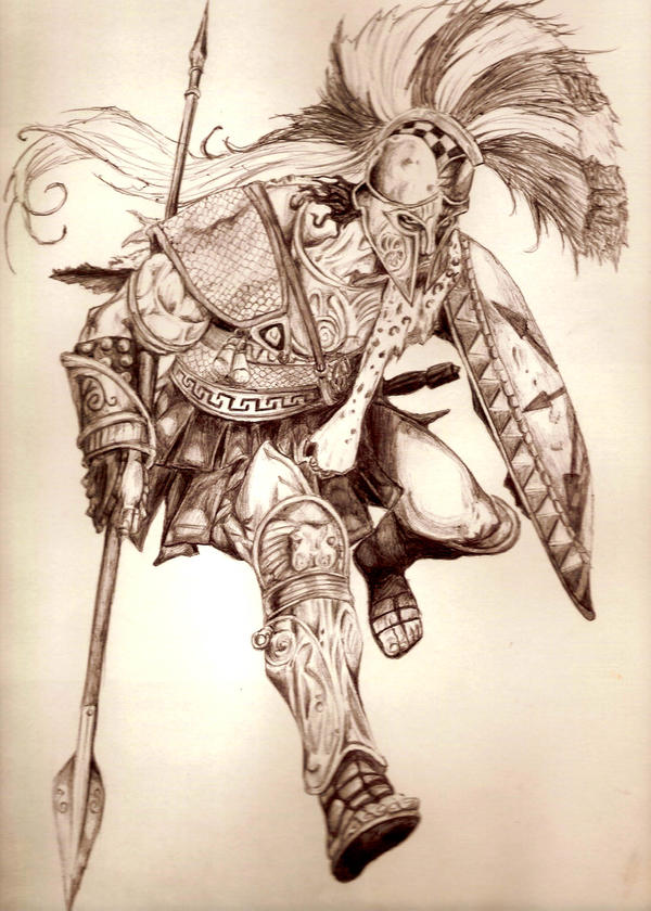clothes and stuff online: spartan warrior tattoo