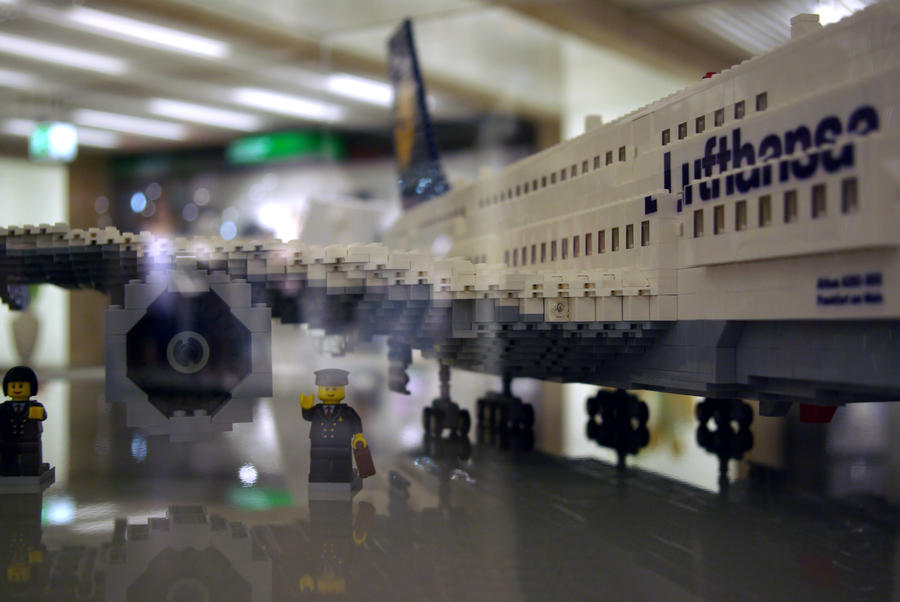 Lufthansa by dodlhuat