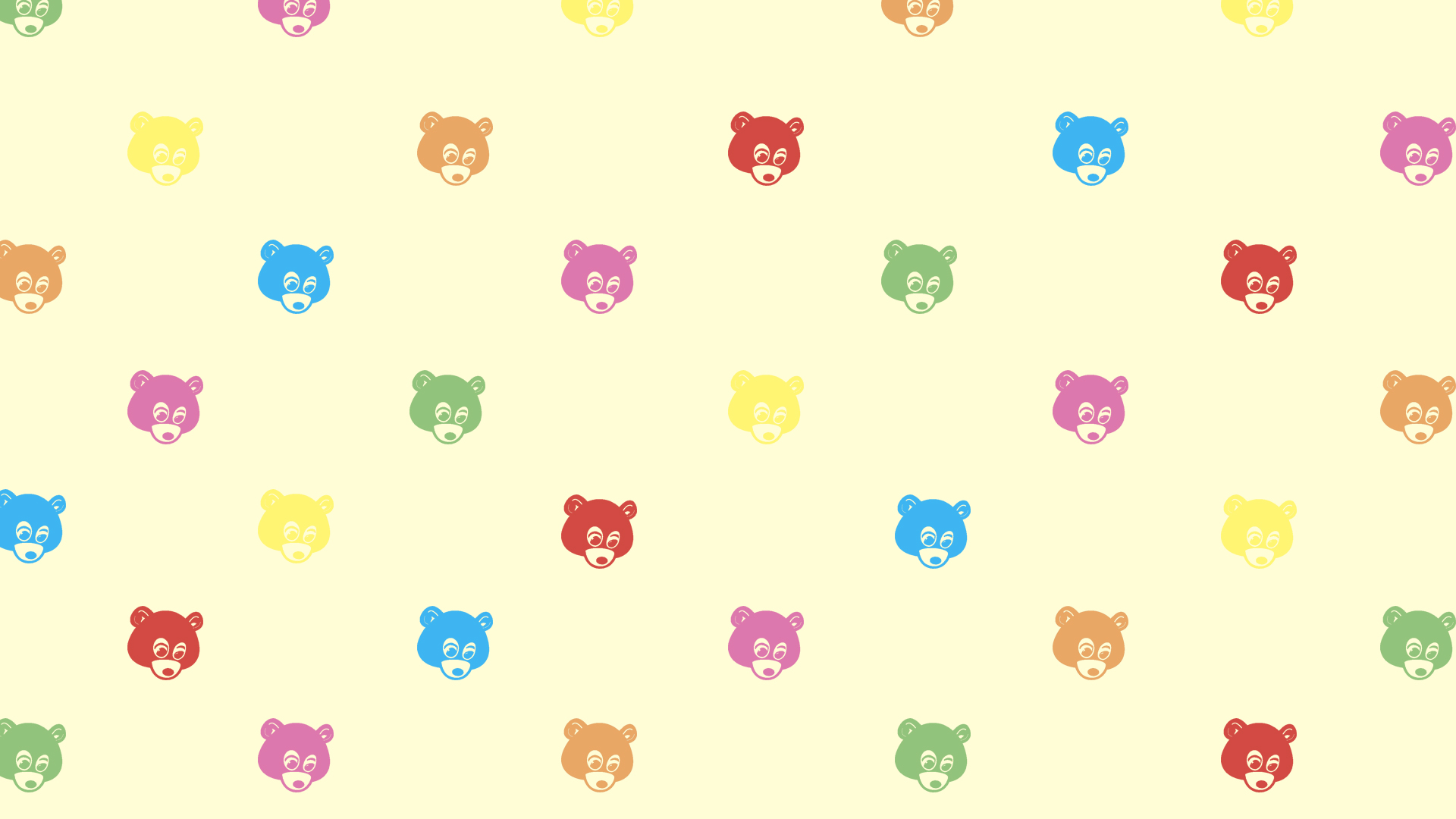 Kanye West Bear Wallpapers Page 2 Kanye West Forum