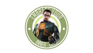 Embrace Your Inner Geek Avatar #6