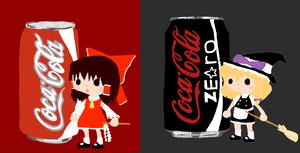 Coke is nice.