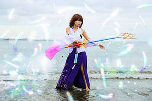 Yuna - No More False Hope by CrystalMoonlight1