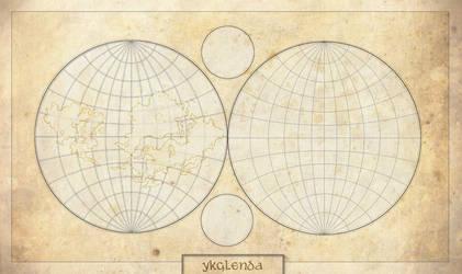 The World of Ykglenda by valhaia