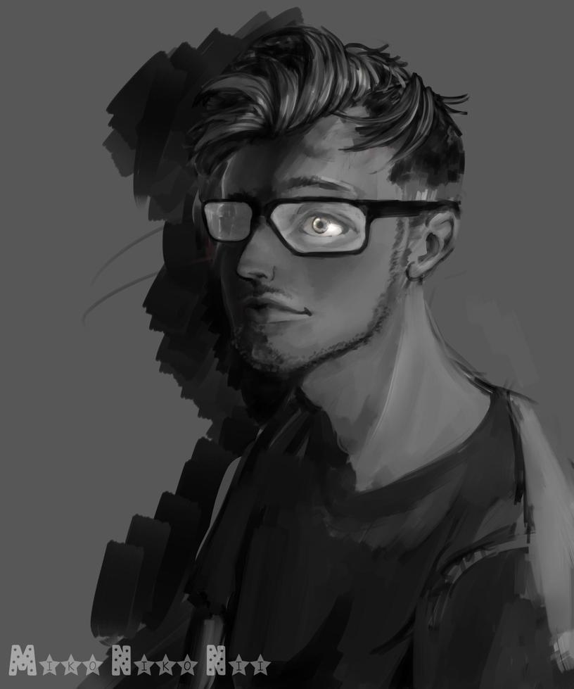 YouGoatOwned Portrait by Miko-Niko-Nii