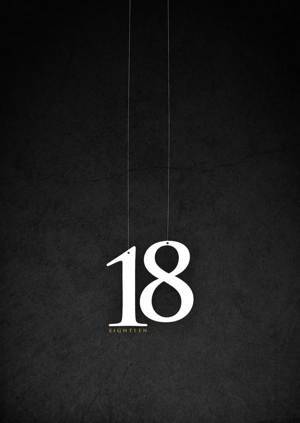 18 by oyvindronning