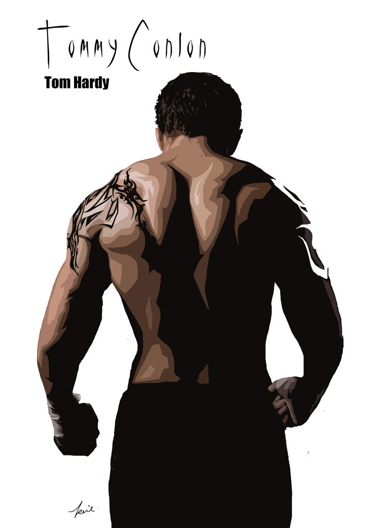 Tom Hardy In The Warriors By Capbird