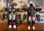 Optimus Primal   Transformers: BEAST WARS by Zpartuss