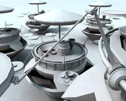 Oversized cupholders by JonathonDobbs
