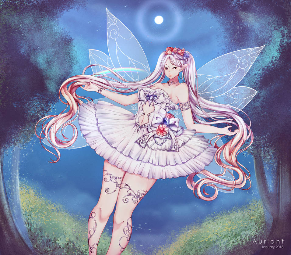 Faerie's Greeting