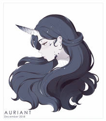 Mermaid by Auriant