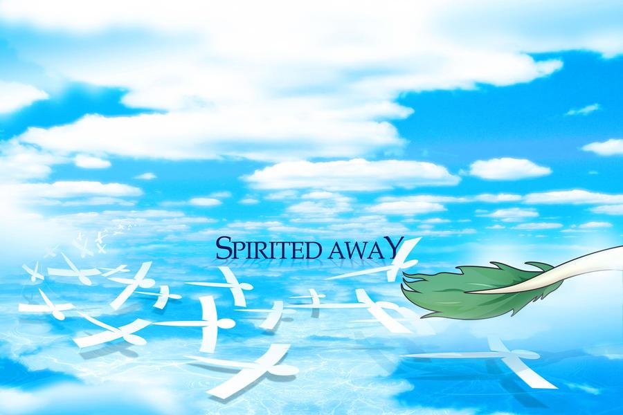 Spirited away by J03-MONTOYA
