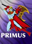 Transformers Fanart Primus V1