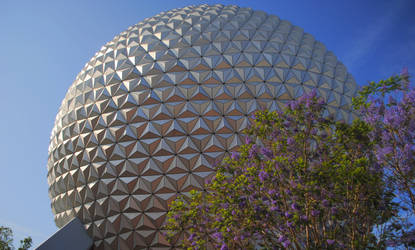 Spaceship Earth by Monalux