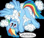 MLP SFW Rainbow Dash PLOT! by FluttershyFanN80085
