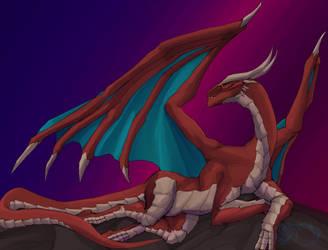 Commission - Dragon