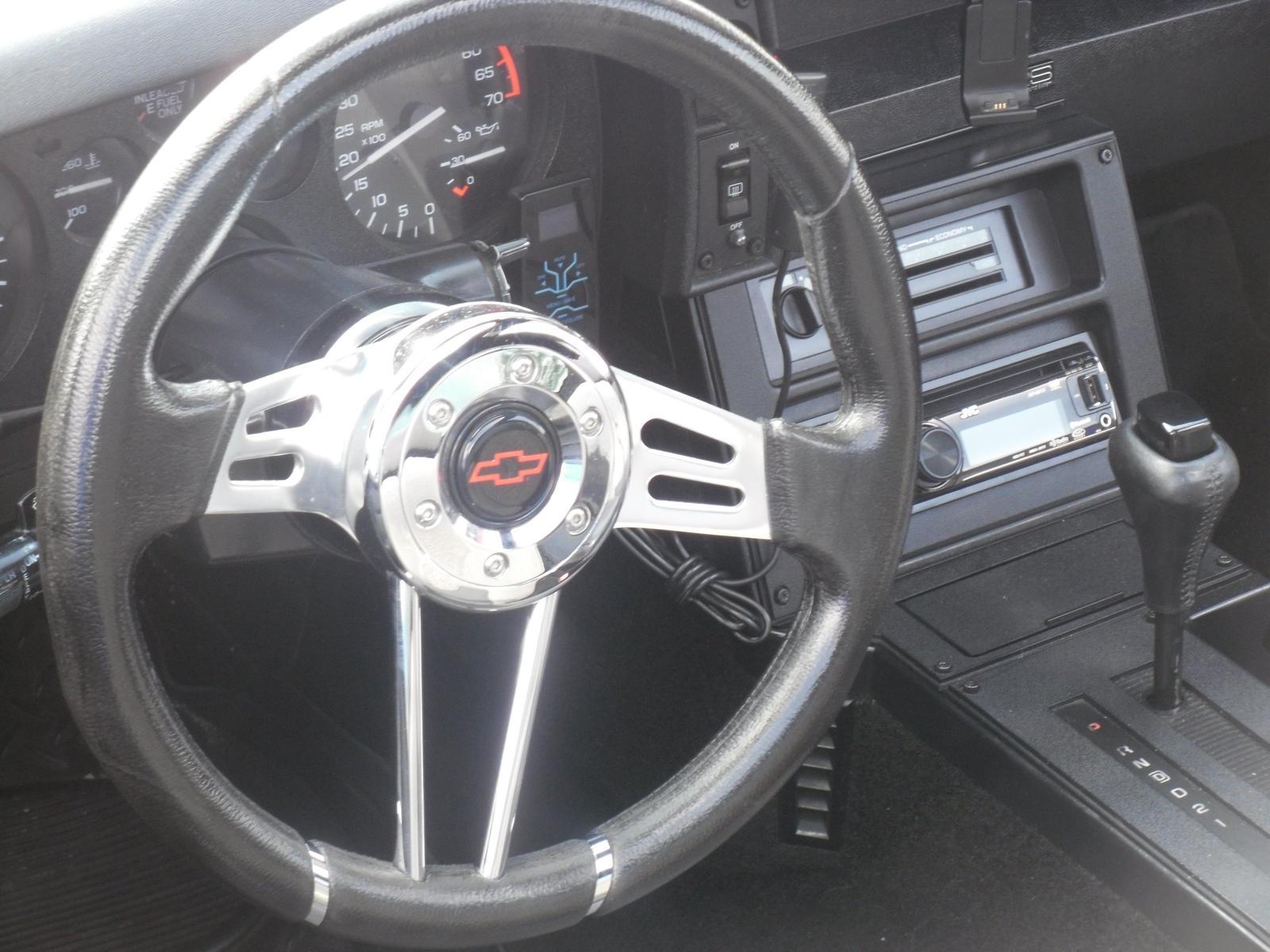 3rd Gen Camaro Interior By Eon Krate32 On Deviantart