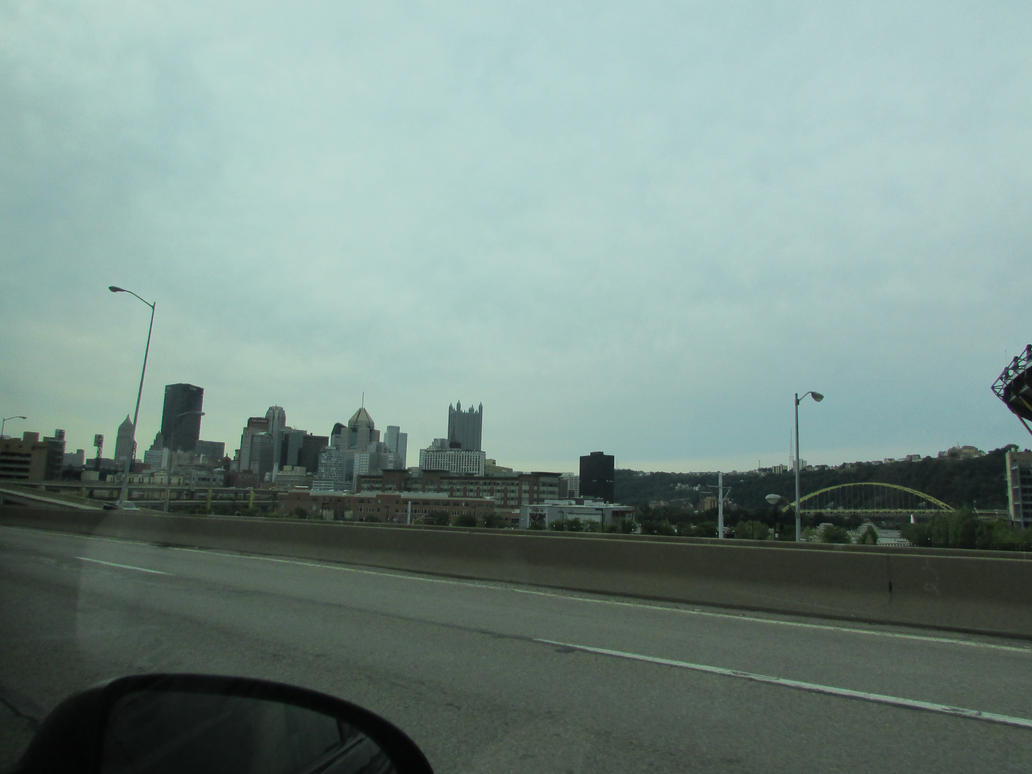Pittsburgh, PA by eon-krate32