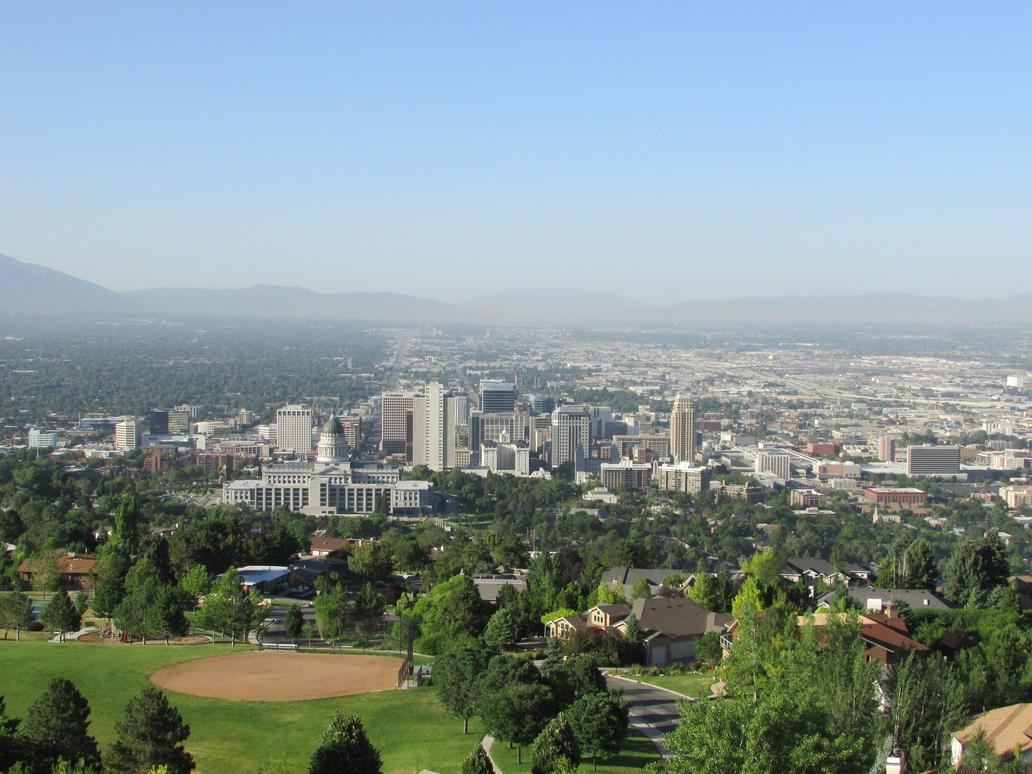 Salt Lake City, June 2016 by eon-krate32