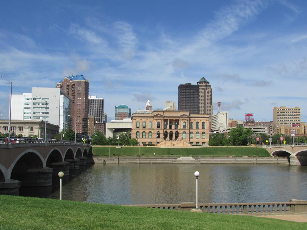 Des Moines, IA 2016 by eon-krate32