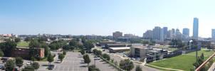 Oklahoma City panoramic