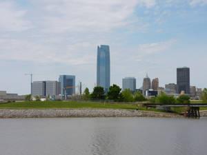 OKC and Oklahoma River