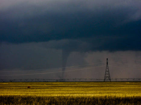 Hart, TX tornado