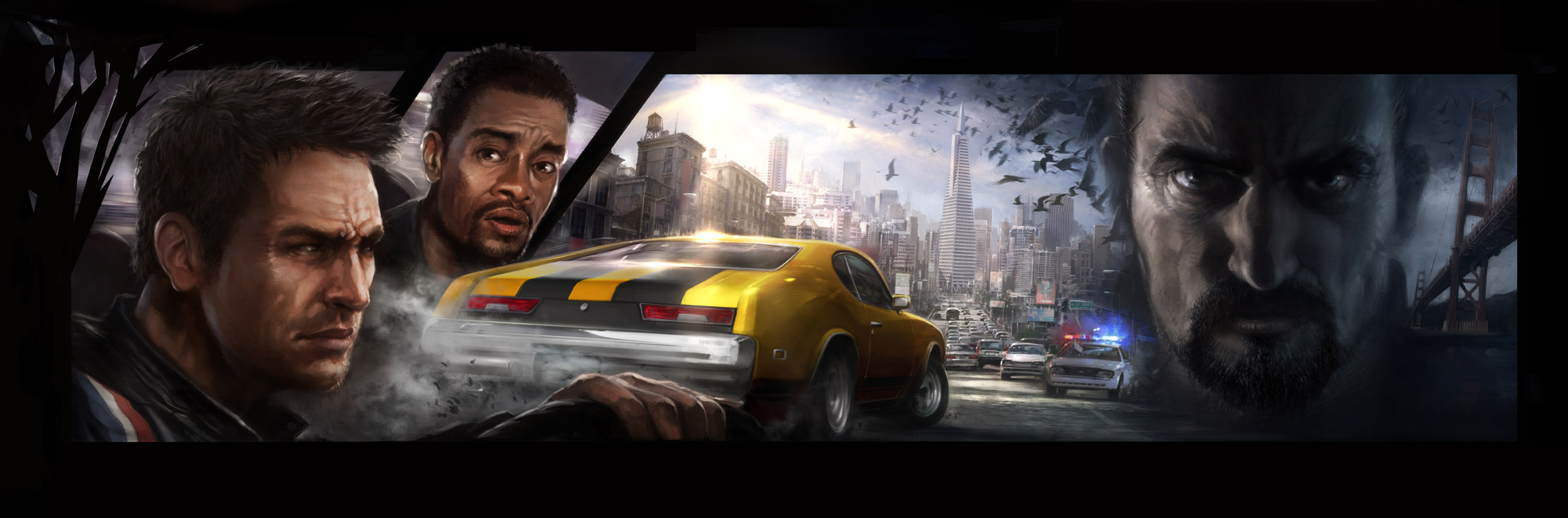 Driver San Francisco Panorama By Atomhawk On Deviantart