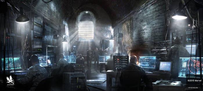 Fortress Command Center